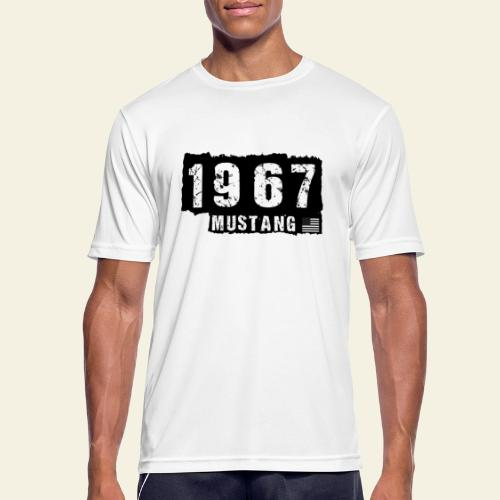 1967 - Herre T-shirt svedtransporterende