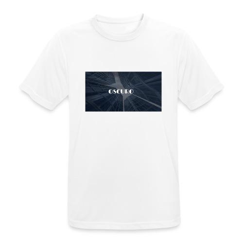 COPERTINA ALBUM OSCURO - Maglietta da uomo traspirante