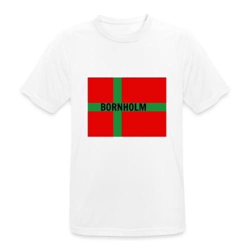 BORNHOLM - Herre T-shirt svedtransporterende