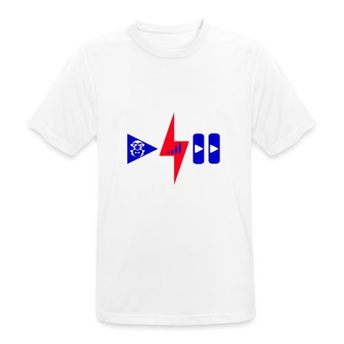 Luis Cid R - Camiseta hombre transpirable