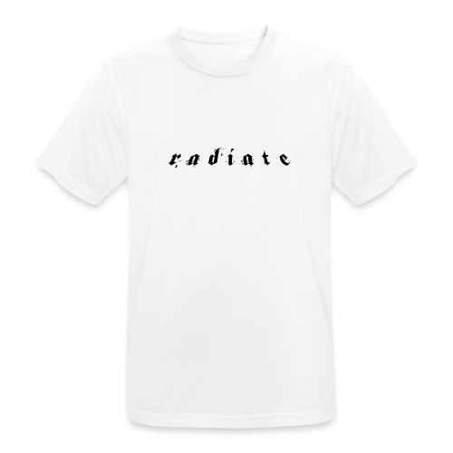 Radiate Limited Edition - Men's Breathable T-Shirt