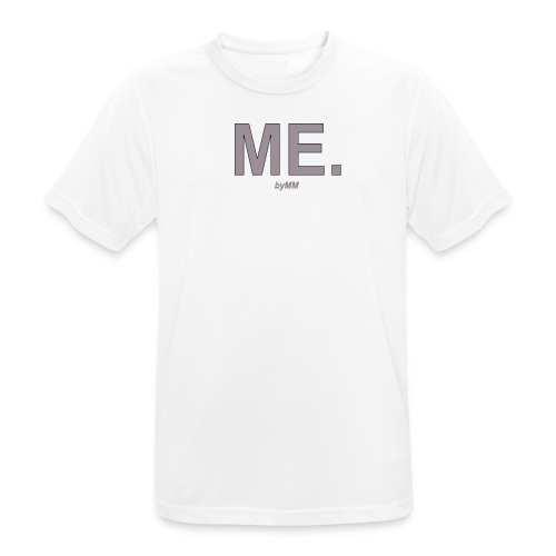 ME. - Camiseta hombre transpirable