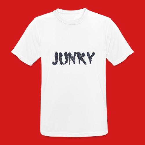 Junky Sportswear - Men's Breathable T-Shirt