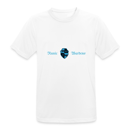 Banner logo - Men's Breathable T-Shirt