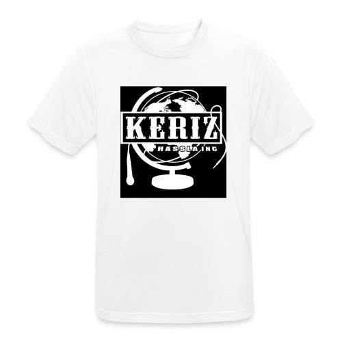 Logo Keriz - Männer T-Shirt atmungsaktiv