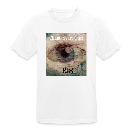 Iris - Pustende T-skjorte for menn
