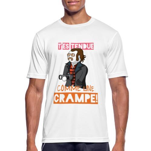 Claudy Faucan Dikkenek - T-shirt respirant Homme