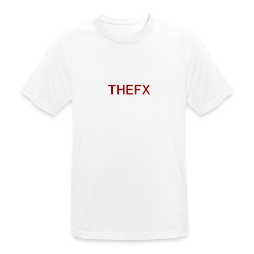 TheFX [FXiles Merch & Clothing brand] - Pustende T-skjorte for menn