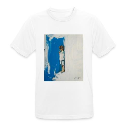 THE CHOICE - Koszulka męska oddychająca