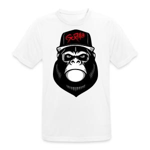 Urban Gorilla - Camiseta hombre transpirable