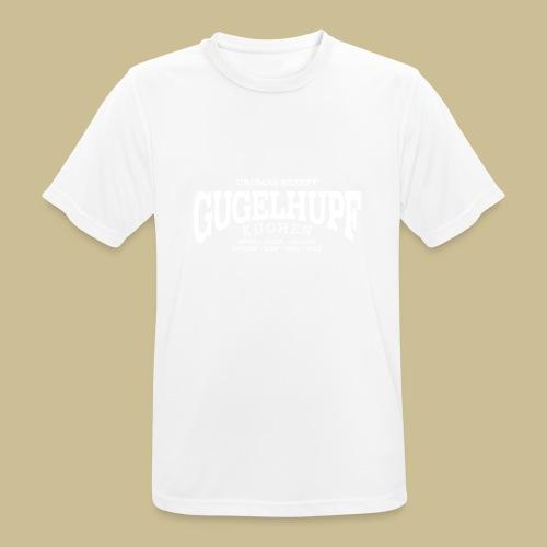 Gugelhupf (white) - Männer T-Shirt atmungsaktiv