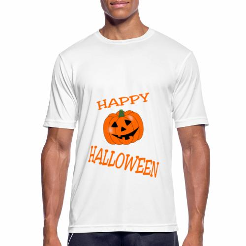 Happy Halloween - Men's Breathable T-Shirt