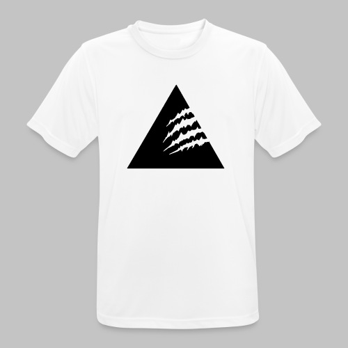 3CLAW-Black - Männer T-Shirt atmungsaktiv