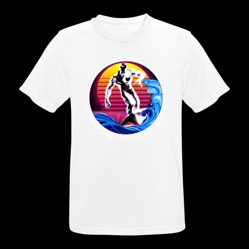 Surfing the Kali Yuga - T-shirt respirant Homme