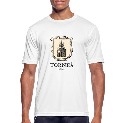 Torneå 1621 - miesten tekninen t-paita