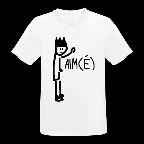 AIM(É) - Männer T-Shirt atmungsaktiv