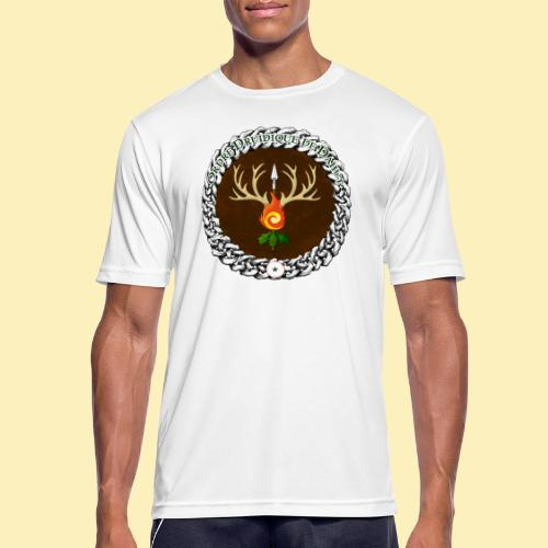 Médaillon de Neved - T-shirt respirant Homme