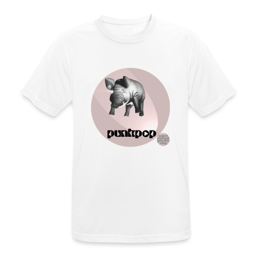 Floyds Pig PunkPop - Maglietta da uomo traspirante