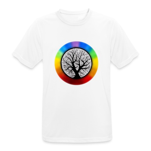tree of life png - Mannen T-shirt ademend