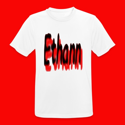 Ethann - Men's Breathable T-Shirt