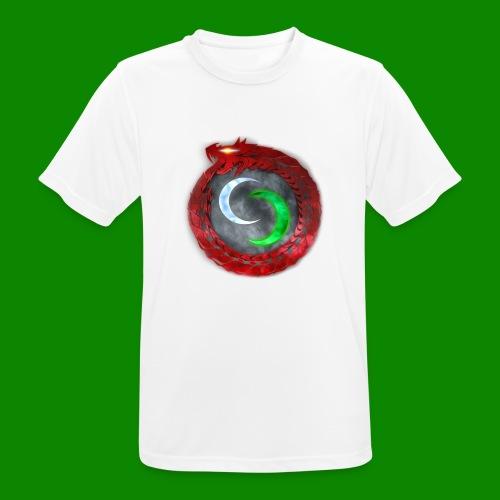 Emblème des créatures surnaturels. - T-shirt respirant Homme