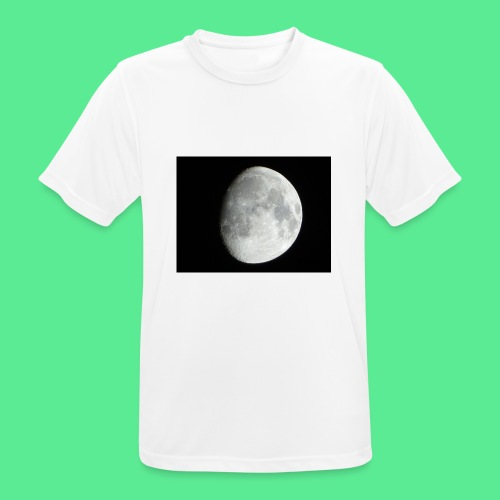The moon - Men's Breathable T-Shirt