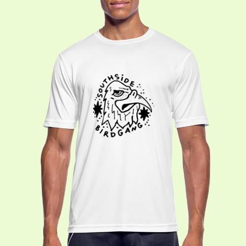 OG EAGLE - miesten tekninen t-paita