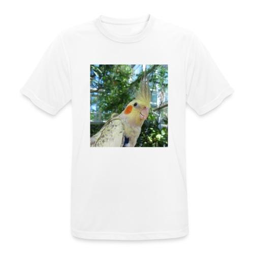 ninjanen - miesten tekninen t-paita