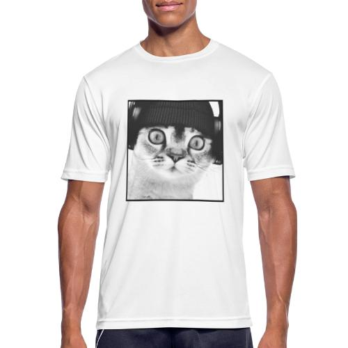 DJ CHAT - T-shirt respirant Homme