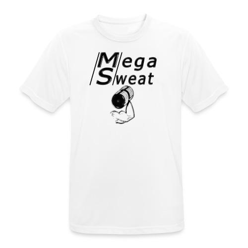 camisetas deportivas - Camiseta hombre transpirable