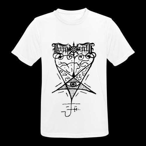 Sigil - Black - T-shirt respirant Homme
