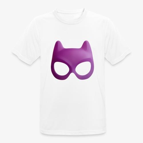 Bat Mask - Koszulka męska oddychająca
