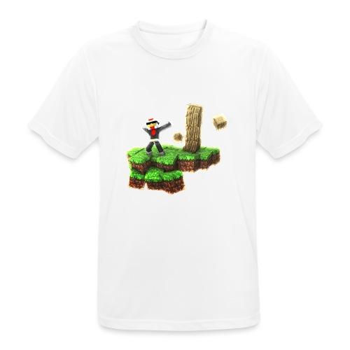 HenkDeKip Eiland - Mannen T-shirt ademend actief