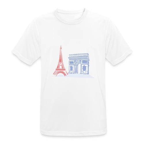 Paris - T-shirt respirant Homme