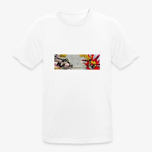 ATOX - Maglietta da uomo traspirante