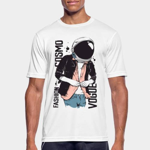 astronaut fashion style trend - T-shirt respirant Homme