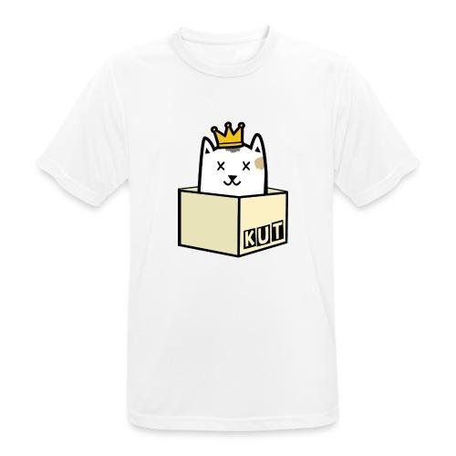 Kut Kingsday 2018 - Mannen T-shirt ademend actief