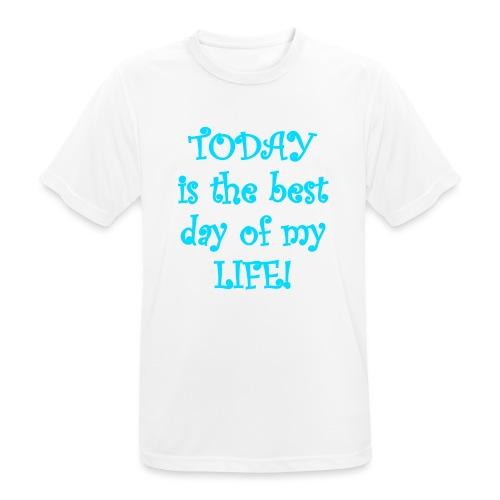 Carpe Diem 21.2 - Männer T-Shirt atmungsaktiv