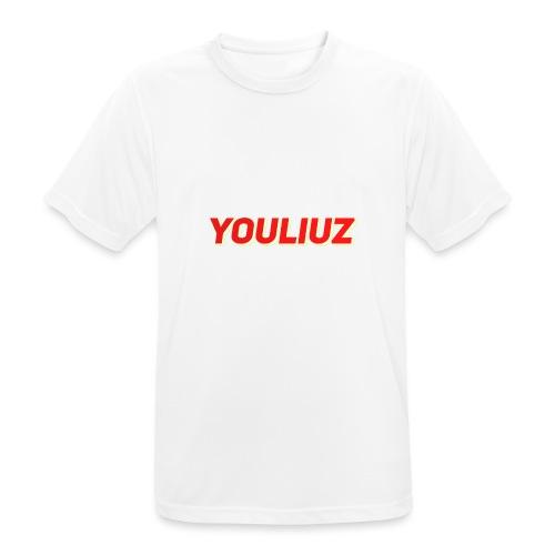 Youliuz merchandise - Mannen T-shirt ademend