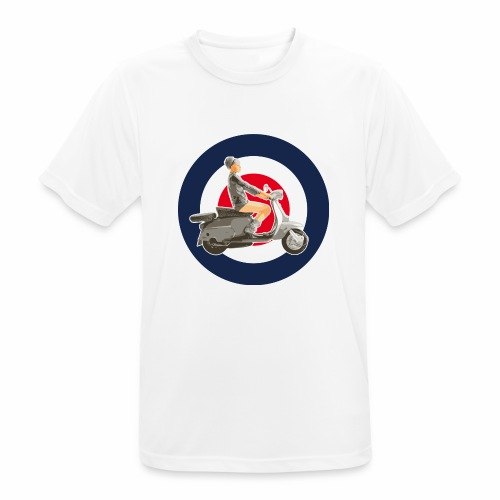 Scooter girl - T-shirt respirant Homme