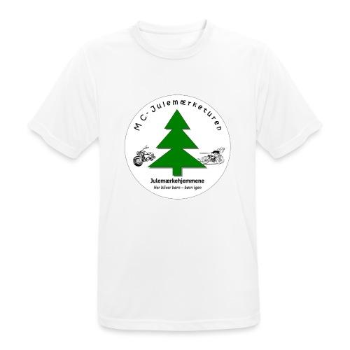 MCJul - Herre T-shirt svedtransporterende