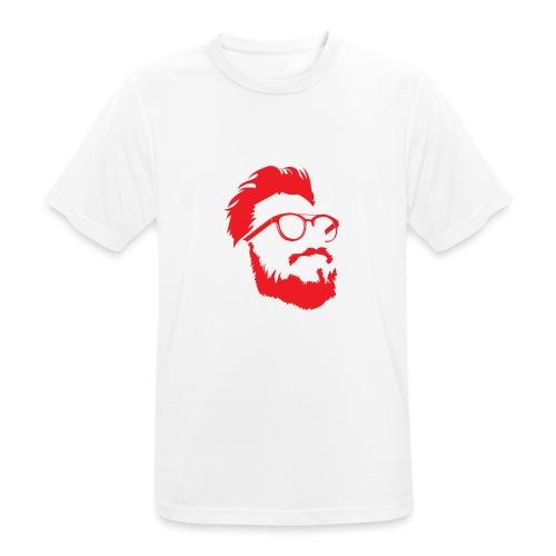 la t-shirt di Manuel Agostini - Maglietta da uomo traspirante