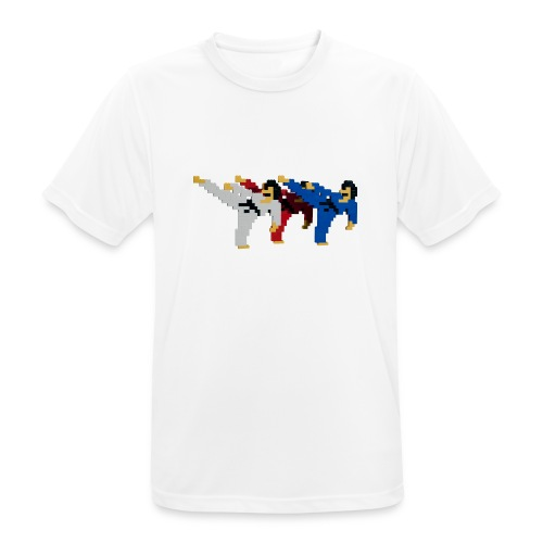 8 bit trip ninjas 2 - Men's Breathable T-Shirt