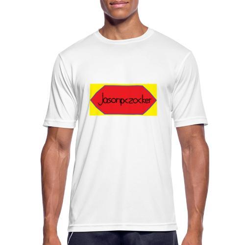 Jasonpczocker Design für gelbe Sachen - Männer T-Shirt atmungsaktiv