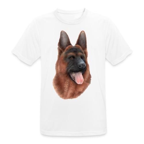 PERRO SIN FONDO - Camiseta hombre transpirable