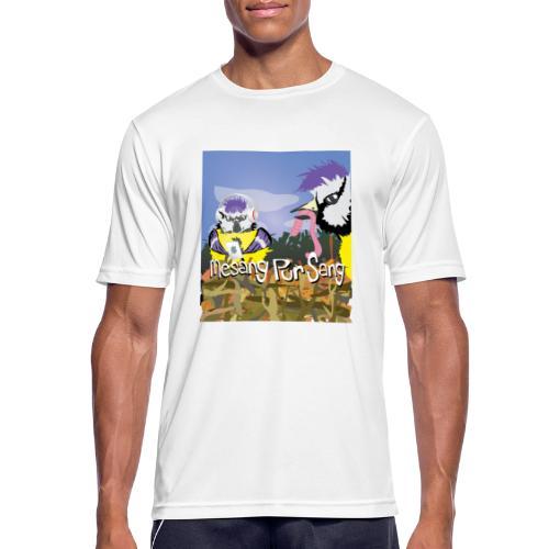 Mesang Pur Sang - Mannen T-shirt ademend actief