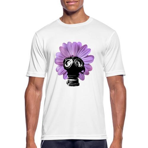 FleurMasque - T-shirt respirant Homme