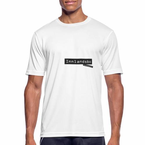 Innlandsbo, Västerbotten - Andningsaktiv T-shirt herr