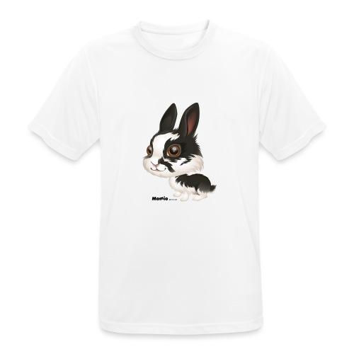 Kanin - Pustende T-skjorte for menn