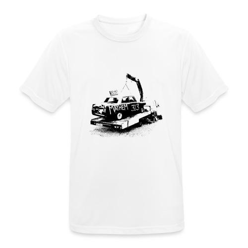 Mayhem! - Men's Breathable T-Shirt